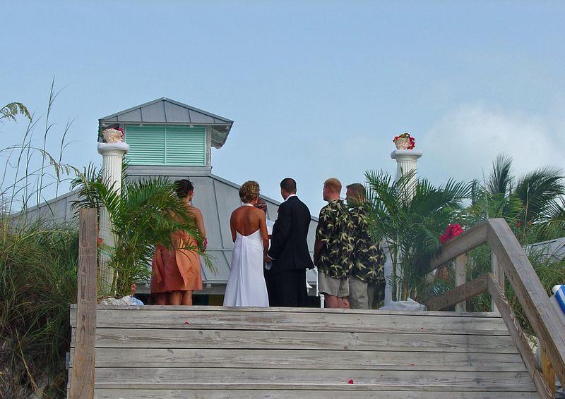 Wedding at Beaches