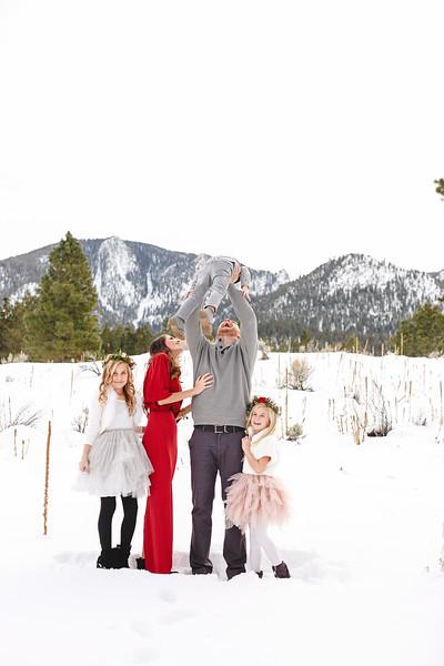 Boucher Family (Snow)
