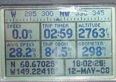 MP 290 - 299.9