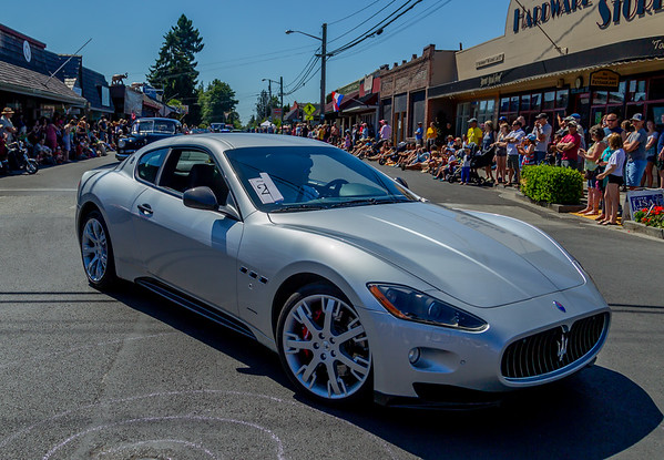 Set two:  the Tom Stewart Memorial Classic Car Parade 2018