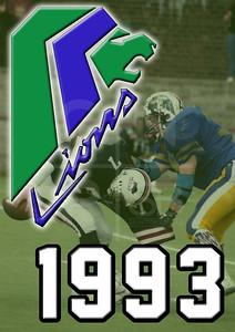 Glasgow Lions 1993