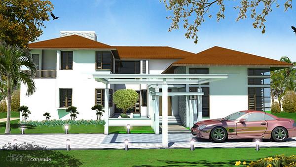 Racheth residence