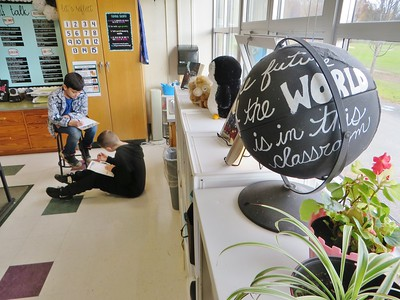 Classroom of the Week | Anne-Mary Riello's Grade 5 at Allendale