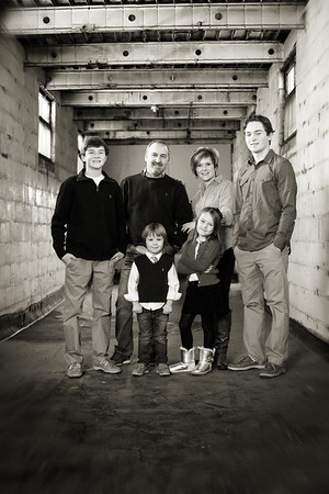 Anthony Masseth Family 2013