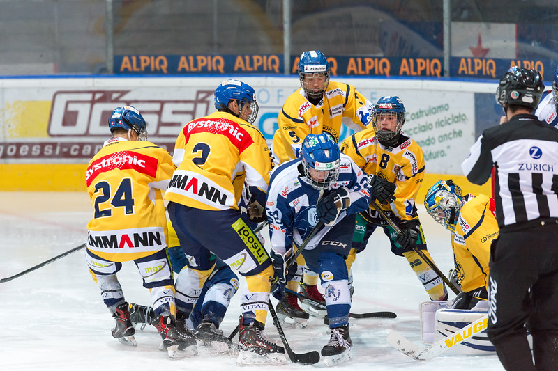 HC Ambrì-Piotta-SC Langenthal - Novizi - 07.10.2017