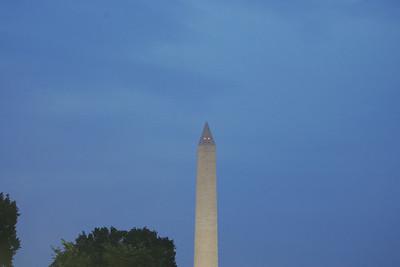 2012 July 4th Fireworks - National Mall - Washington, DC