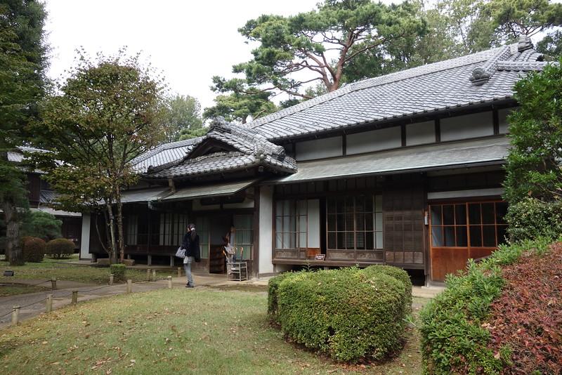 Second house of the Nishikawa family