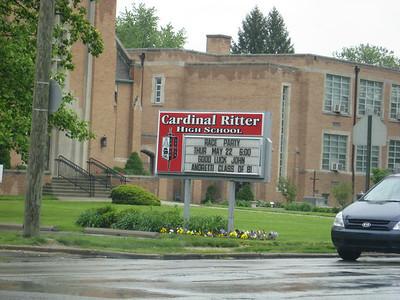 Carb Day at Indy - 23 May '08