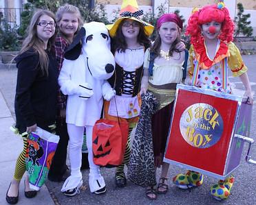 Wilson Halloween 2010