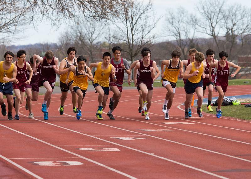 Boys' Varsity Track