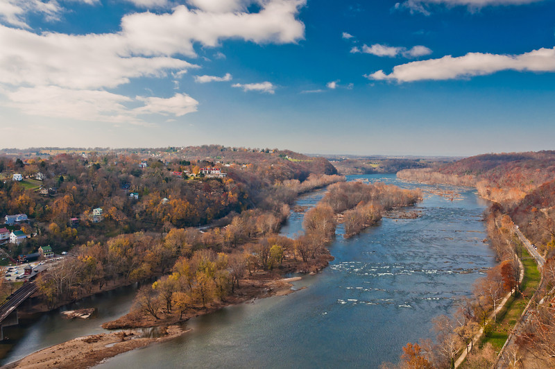 River View from Maryland Heights