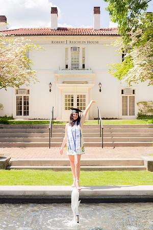 Alyssa Hallsworth Graduation