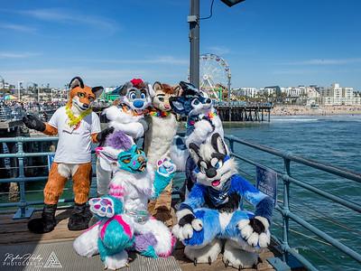 Santa Monica Pier - 04-07-2019