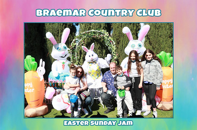 4/4/21 - Braemer Country Club Easter Sunday Jam