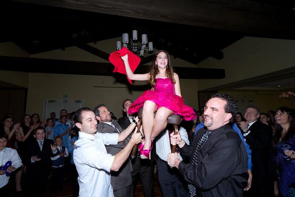 Alexis Bat Mitzvah Celebration