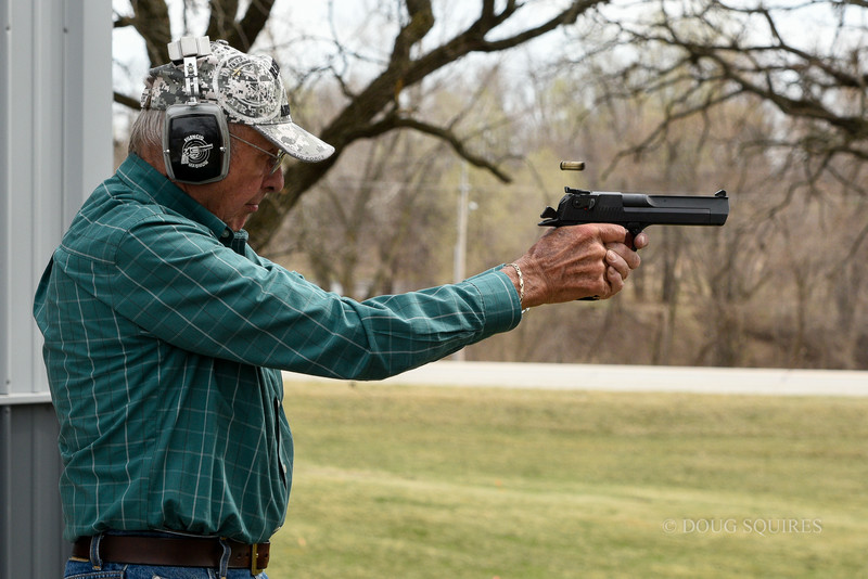 The Range Is Open