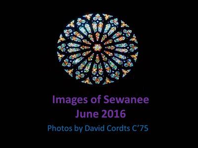 Images of Sewanee, June 2016