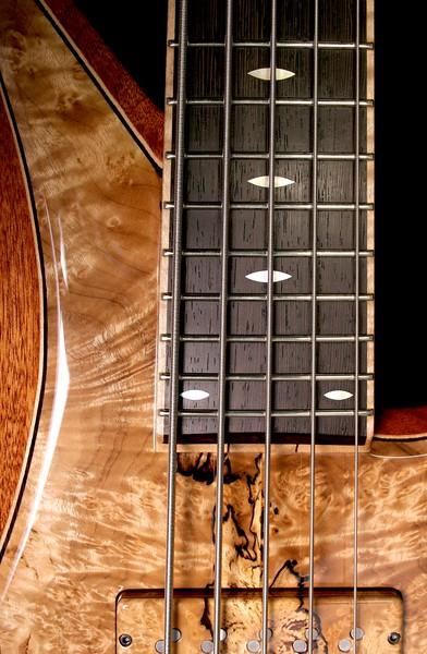 #014 Marozi 5 String Bass