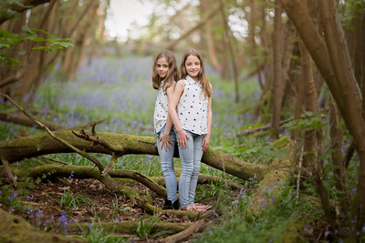 2018 - Family Norwood bluebell shoot 007