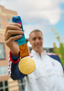 2021 UWL Andrew Rock Olympic Gold Medalist