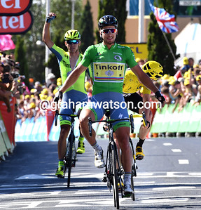 Tour de France Stage 11: Carcassonne > Montpellier, 163kms