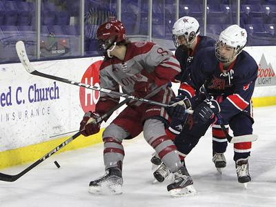 Lowell vs Dracut-Tyngsboro hockey 020919