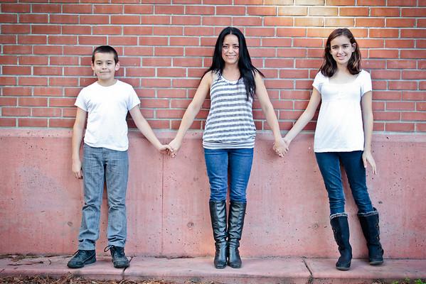 Martin-Hurst Family