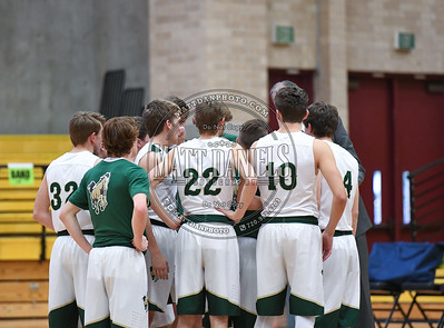 March 9 - 3A State Tournament - Manitou Springs vs Sterling