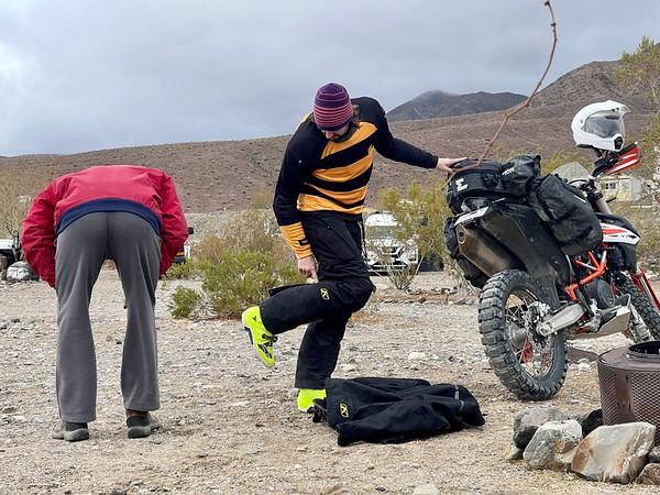 Death Valley 2020/21