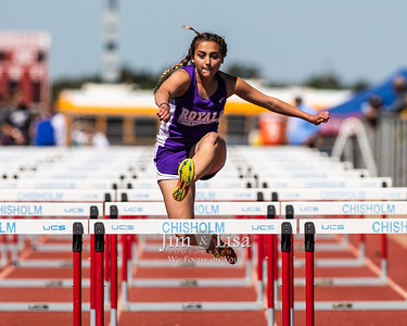 Track & Field Regionals, April 27