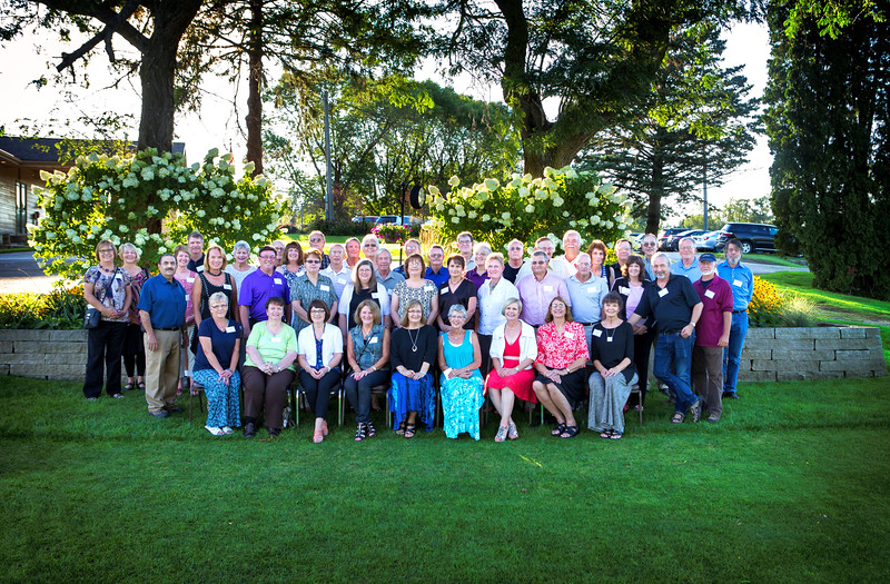 Class of 1969 - Anamosa, Iowa at Fawn Creek Country Club