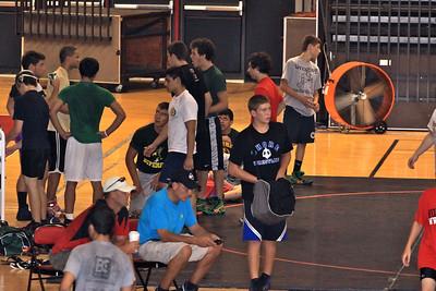 7/19/2011 - Rutgers Wrestling Camp