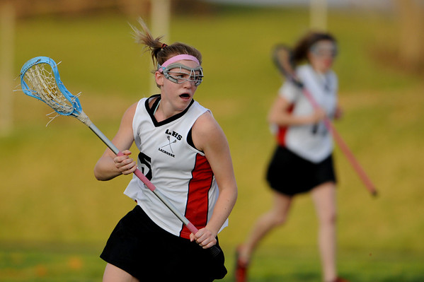 Liberty at Linganore High - Varsity Girls Lacrosse