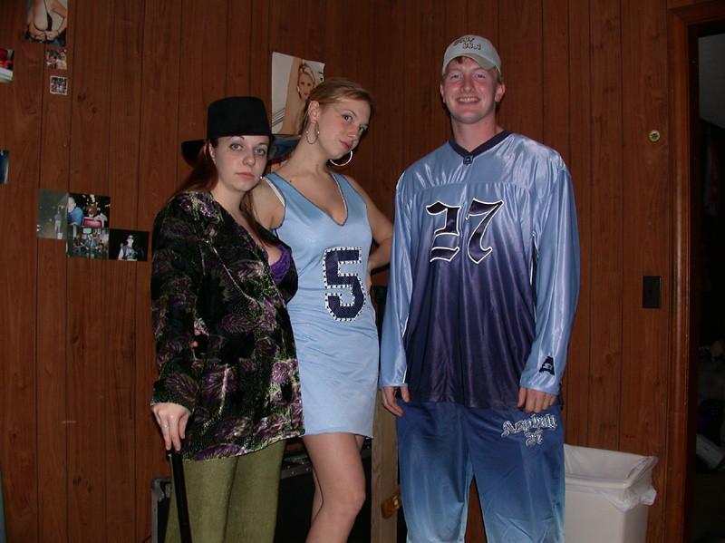 Meej, Meg, and Matt
