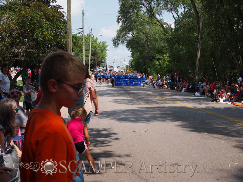 Swanton Parade and Pemberville Parade