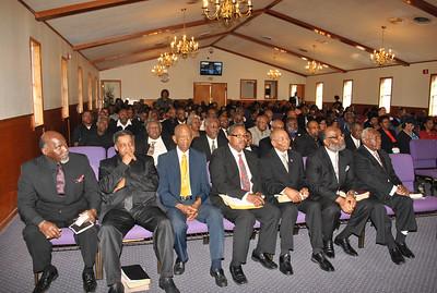 200 Men in Black 2014