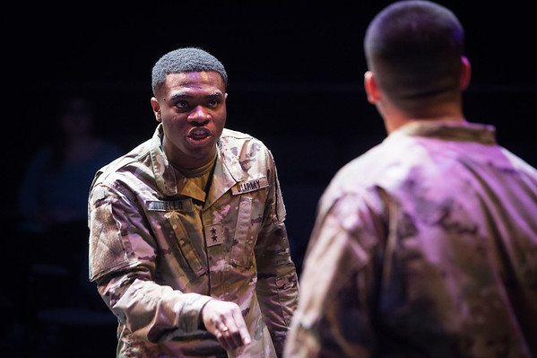 "3/4/20 Student Theater Production of ""Othello"""