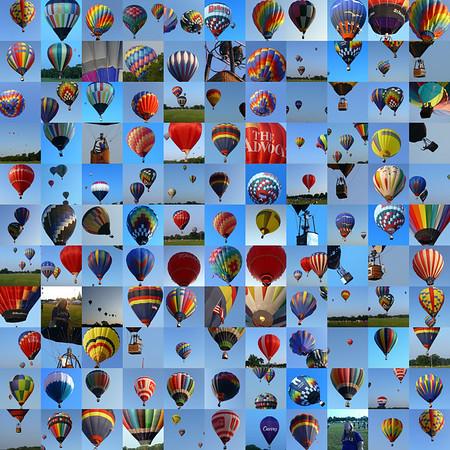 Balloons 2008 Saturday Morning