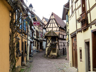 Colmar and Alsace Region