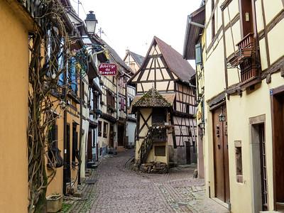 Colmar and Alsace Region