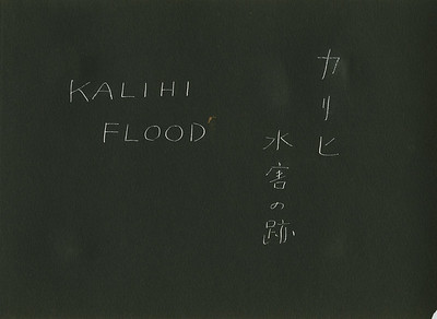 1930 Kalihi Flood