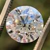 3.36ct Transitional Cut Diamond GIA J VS2 21