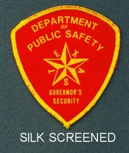 TX DPS Governors Security