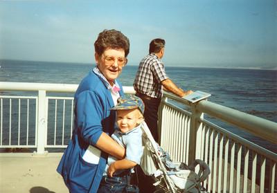 California Trip (Oct 1989)