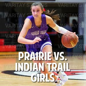 Prairie vs. ITA Girls