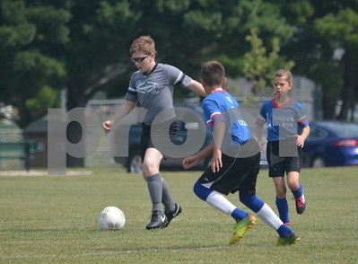 Princeton Youth Soccer League Games of August 26. 2017