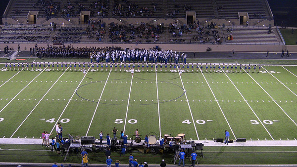 Game 5 - vs Flower Mound 28 Sep 2012