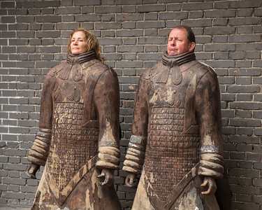 Xi'An I, Terra Cotta Warriors