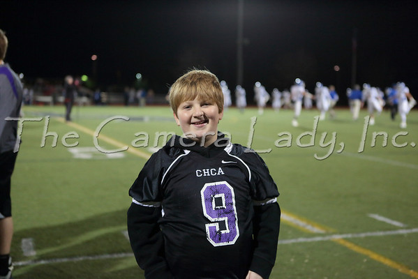 CHCA 2013 Boys Var Football vs Madeira 11.09