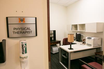 Mercer Medicine in the Drake Field House